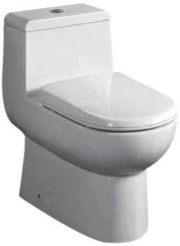 Dual Flush Eco-Friendly Ceramic Toilet